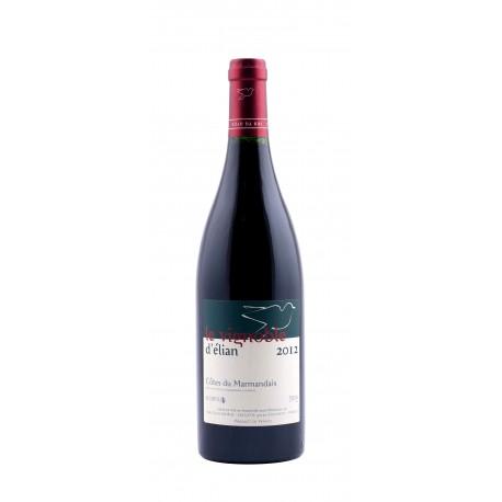 Côtes du Marmandais AOP - Domaine Elian Da Ros - Le Vignoble d'Elian