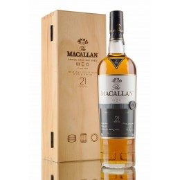 The Macallan 21 Years Fine Oak Triple Cask