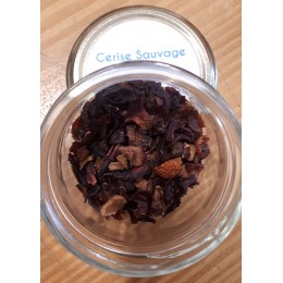 Infusion Delahaut - Cerise Sauvage - 100g