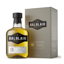Balblair 12 ans - Single Malt - 46% - 70 cl