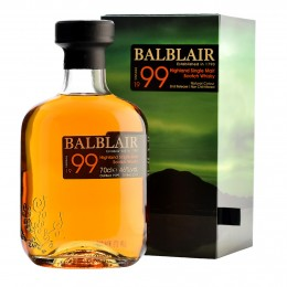Balblair 1999 - Single Malt - 46% - 70 cl