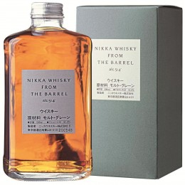 Nikka From the Barrel - Blend - 51,4% - 50 cl