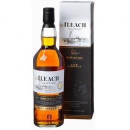 Ileach Cask Strength  - Single Malt - 58% - 70 cl