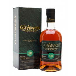 GLENALLACHIE 10 Years Cask Strength Batch 3 - Single Malt - 58% - 70 cl
