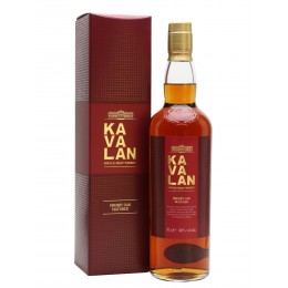 Kavalan Sherry Oak Matured - Single Malt - 46% - 70 cl