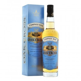 COMPASS BOX Oak Cross - Blended Malt - 43% - 70 cl