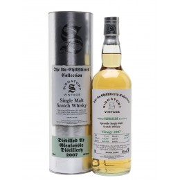 GLENLOSSIE 12 ans 2007 Signatory Vintage - Single Malt - 46% - 70 cl