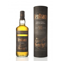 BENRIACH 10 ans - Single Malt - 43% - 70 cl