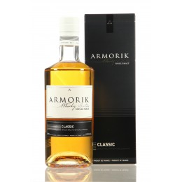 ARMORIK Classic - Single Malt - 46% - 70 cl