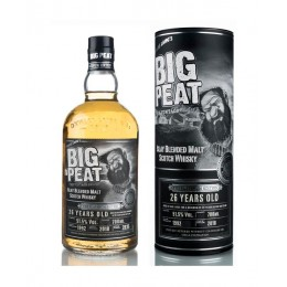 BIG PEAT 26 ans The Platinum Edition