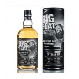 BIG PEAT 26 ans The Platinum Edition 51,5°