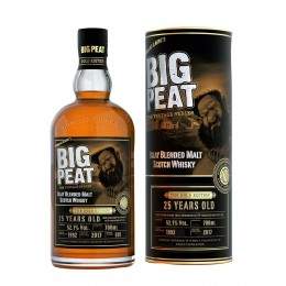 BIG PEAT 25 ans The Gold Edition 52,1°