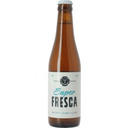 Super Fresca - Blonde houblonnée - 6% - 33 cl