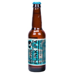 Punk IPA - I.P.A - 5,6% - 33 cl