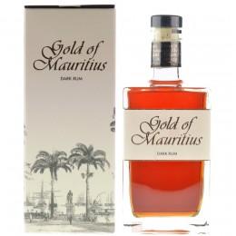 Gold of Mauritius Dark Rum - 42% - 70cl