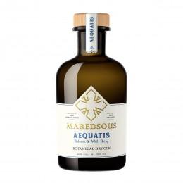 MAREDSOUS Aéquatis  - Gin - 40% - 50cl