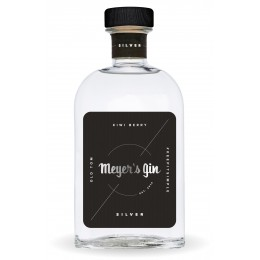 Meyer's Silver - Gin - 38% - 50cl