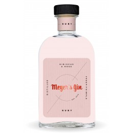 Meyer's Ruby - Gin - 38% - 50cl