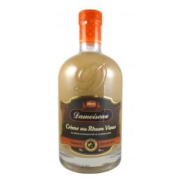 DAMOISEAU Crème de Rhum - 18% - 70cl