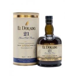 EL DORADO 21 ans - 43% - 70cl