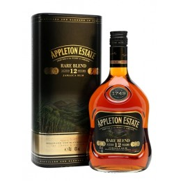 APPLETON ESTATE Rare Blend 12 ans - 43% - 70cl