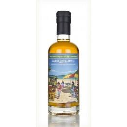 THAT BOUTIQUE-Y RUM COMPANY Secret Distillery n°4 20 ans Batch 1  - 52,3% - 50cl