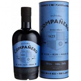COMPANERO Panama Extra Anejo - 54% - 70cl