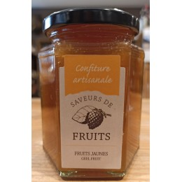Confiture de Fruits Jaunes