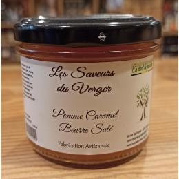Confit Pomme Caramel Beurre Salé