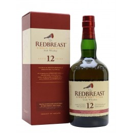 REDBREAST 12 ans - Single Pot Still - 40 % - 70 cl