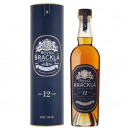 ROYAL BRACKLA 12 Years - Single Malt - 40 % - 70 cl