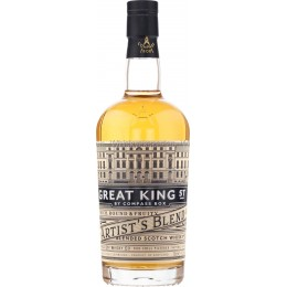COMPASS BOX Great King Street Artist's Blend - Blended Whisky - 43 % - 70 cl