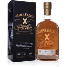 JAMES EADIE'S Trade Mark X - Blended Whisky - 45,6 % - 70 cl