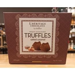 Truffes Caramel Salé