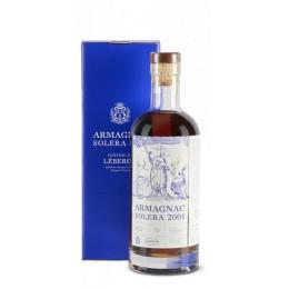 CHÂTEAU DE LEBERON Armagnac Solera 2001