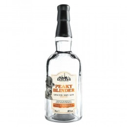 PEAKY BLINDERS Spiced Gin - 40 % - 70 cl