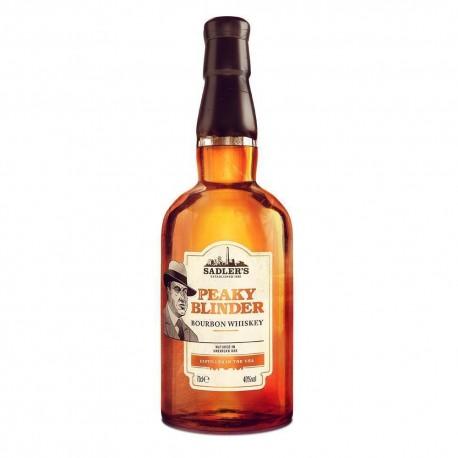 PEAKY BLINDERS Bourbon Whiskey - 40 % - 70 cl