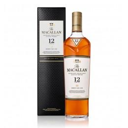 THE MACALLAN 12 ans Sherry Oak - Single Malt - 40% - 70 cl