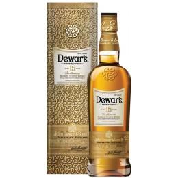 DEWAR'S 15 ans The Monarch - Blended Whisky - 40% - 70 cl