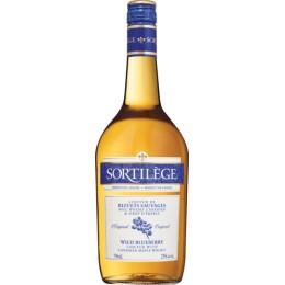 SORTILEGE Whisky aux Bleuets - Liqueur de Whisky - 23% - 70 cl