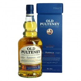 Old Pulteney Flotilla 2008 - Single Malt - 46% - 70 cl