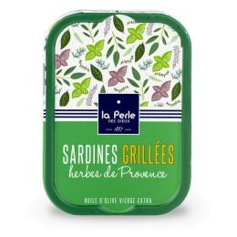 Sardines grillées aux herbes de Provence