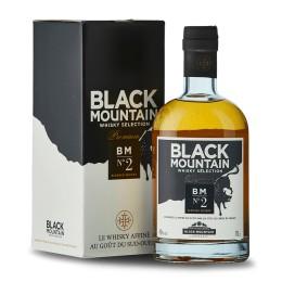 BLACK MOUNTAIN N°2 Premium - Blended Whisky - 40% - 70 cl