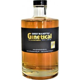 GINETICAL The Wooden Edition - 43% - 70cl