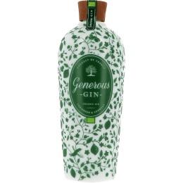 GENEROUS Gin Organic - 44% - 70cl